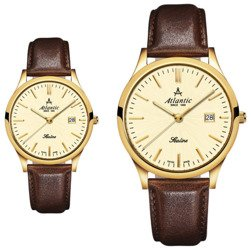 Zegarki dla par Atlantic Sealine 22341.45.31 i 62341.45.31