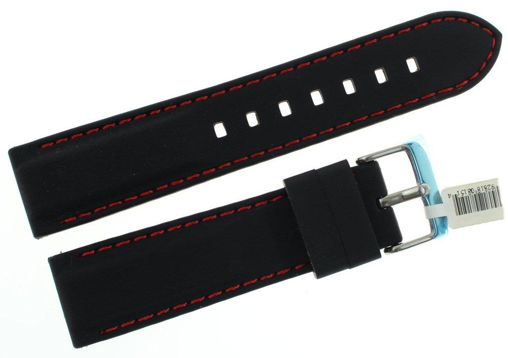 870968e570efd0 Silikonowy pasek do zegarka 22 mm JVD R21307-22 Kliknij, aby powiększyć ...