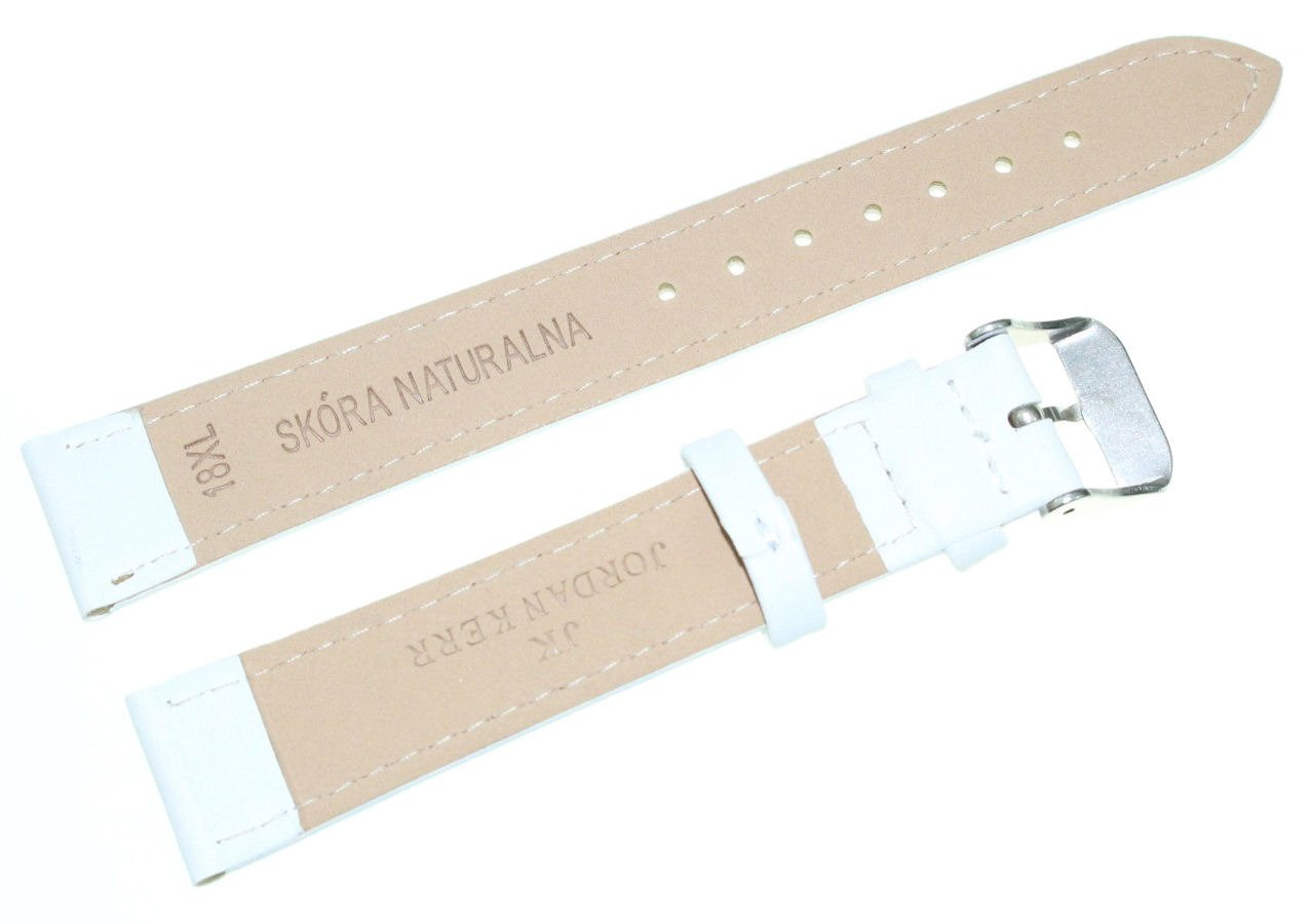 Skórzany pasek do zegarka 18 mm Jordan Kerr JK18.012.07 XL