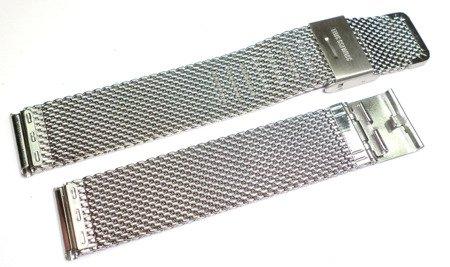 Bransoleta do zegarka 18 mm Tekla TB18.001.08 Mesh