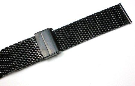 Bransoleta do zegarka 22 mm Tekla TB22.001.01 Stal