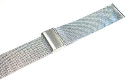Bransoleta do zegarka 22 mm Tekla TB22.004.08 Stal