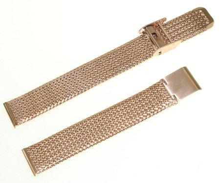 Bransoleta mesh do zegarka Lorus 14 mm RG210MX9