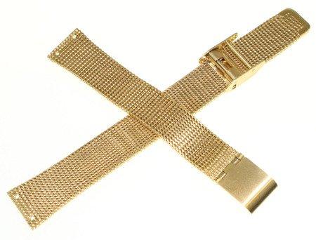 Bransoleta mesh do zegarka Lorus 14 mm RG254LX9
