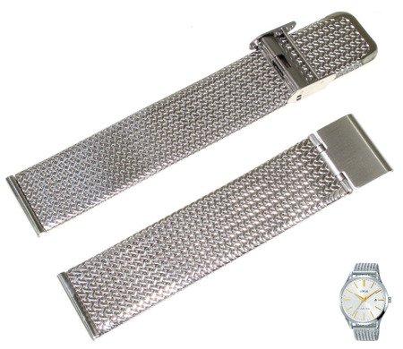 Bransoleta mesh do zegarka Lorus 20 mm RS927DX9