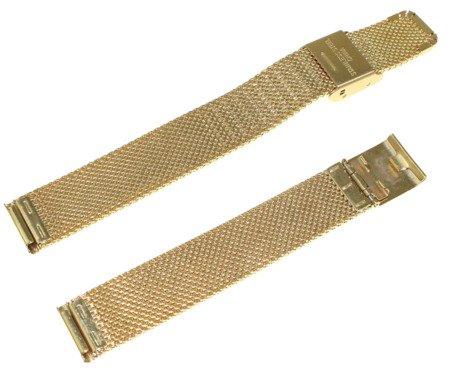 Bransoleta mesh do zegarka Q&Q 14 mm QA21-001