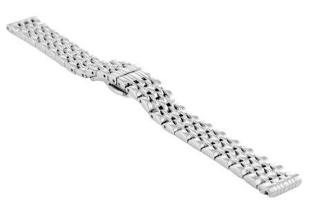 Bransoleta stalowa do zegarka 14 mm BR-116/14 Silver