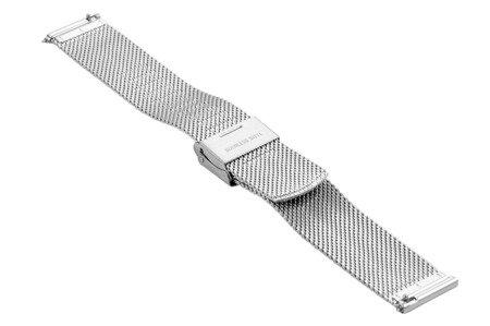 Bransoleta stalowa do zegarka 18 mm Bisset BM-103/18 TT Rose