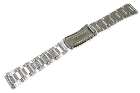 Bransoleta stalowa do zegarka 18 mm JVD KT 164-18