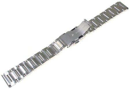 Bransoleta stalowa do zegarka 18 mm Tekla BL1.18