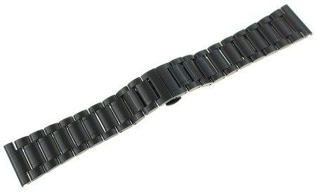 Bransoleta stalowa do zegarka 24 mm Tekla B2.24