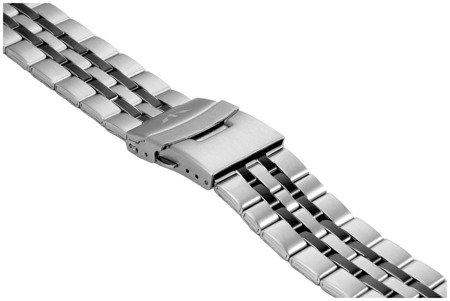 Bransoleta stalowa do zegarka 26 mm BR-123/26 TT Black