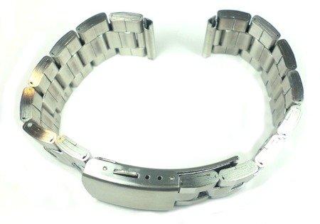 Bransoleta stalowa do zegarka Diloy 3016-20-0 20 mm