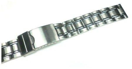 Bransoleta stalowa do zegarka Diloy 944-18-0 18 mm