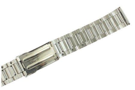 Bransoleta stalowa do zegarka JVD KT 115-20 20 mm