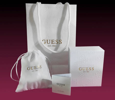 Bransoletka Guess Moon Phases JUBB01196JWYGS