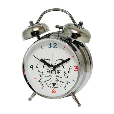 Budzik Atrix ATB045F Bell Alarm Piesek