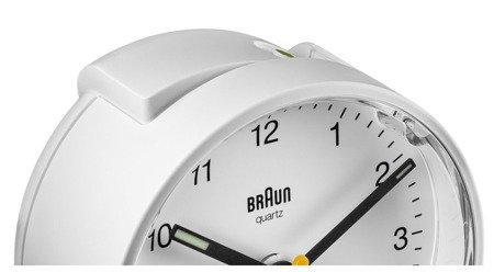 Budzik Braun BC01W