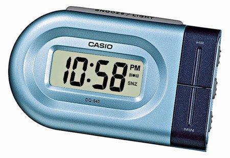 Budzik Casio BDQ-543-2EF Podświetlenie