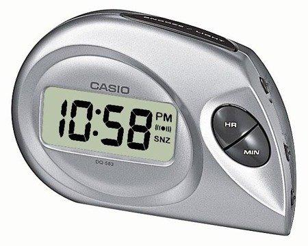 Budzik Casio BDQ-583-8EF Podświetlenie