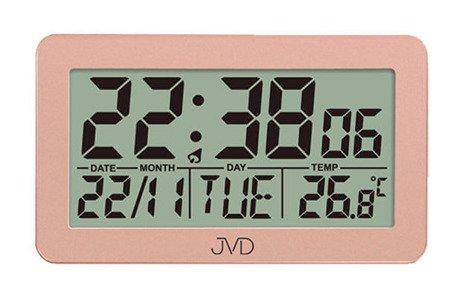 Budzik JVD RB8203.1 Termometr DCF77