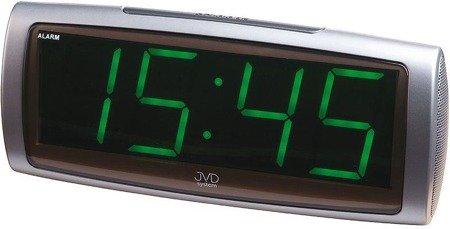 Budzik JVD SB1819.2 cyfry 47 mm