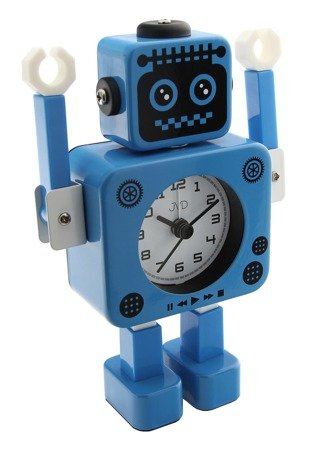 Budzik JVD SRP2312.2 Dziecięcy Robot