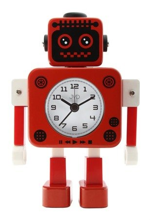 Budzik JVD SRP2312.4 Dziecięcy Robot