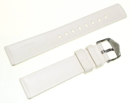 Kauczukowy pasek do zegarka 20 mm HIRSCH 40478800-2-20