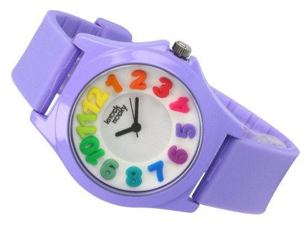 Kolorowy zegarek Knock Nocky RB3522005 Rainbow