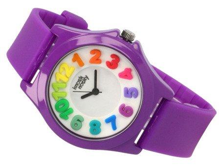 Kolorowy zegarek Knock Nocky RB3523005 Rainbow