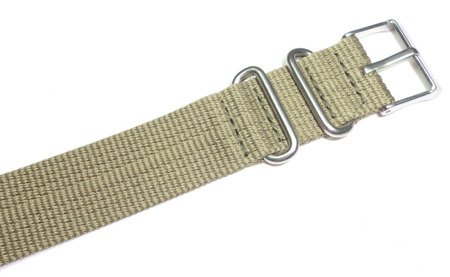 Pasek do zegarka Timex T2N651 P2N651 20 mm Nylon