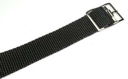 Perlonowy pasek do zegarka 18 mm 18MM.003.01