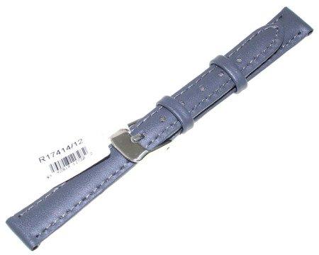Skórzany pasek do zegarka 12 mm JVD R17414-12