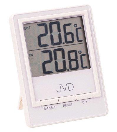 Termometr JVD T26 Wewn Zewn Pamięć Min Max