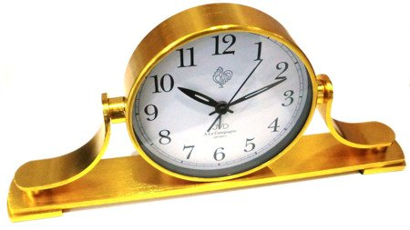 Zegar kominkowy JVD TS60.1 Budzik Metalowy