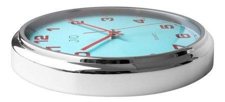 Zegar ścienny JVD HA4.1 fi 31,5 cm Cichy mechanizm