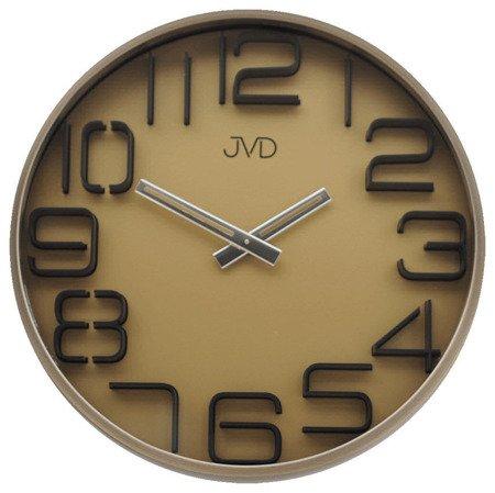 Zegar ścienny JVD HC18.4 30 cm Architect Metalowy