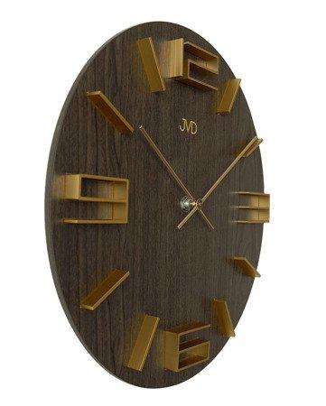 Zegar ścienny JVD HC32.4 Drewniany 30 cm