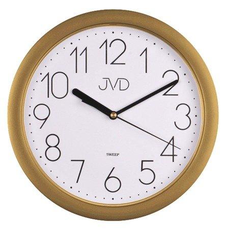 Zegar ścienny JVD HP612.26 Cichy mechanizm