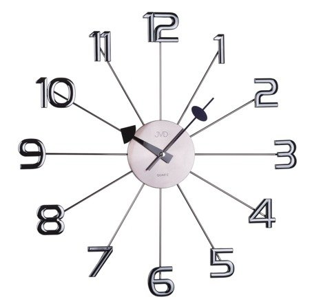 Zegar ścienny JVD HT072.1 średnica 48,5 cm
