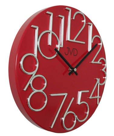 Zegar ścienny JVD HT23.7 30 cm Metalowy