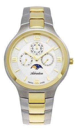 Zegarek Adriatica A1109.2153QF Szafirowe szkło