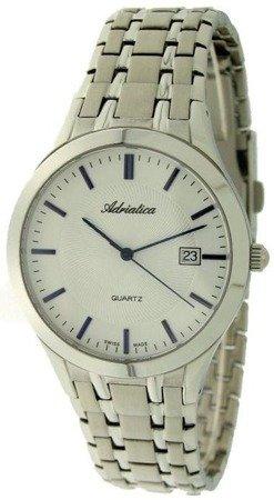Zegarek Adriatica A1236.51B3Q Szafirowe szkło