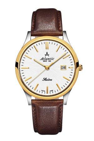 Zegarek Atlantic SEALINE 22341.43.21 Szafirowe szkło
