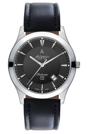 Zegarek Atlantic Seahunter 71360.41.61 Szafirowe szkło