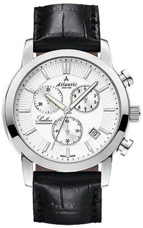 Zegarek Atlantic Sealine 62450.41.21 Chronograf