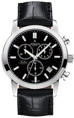 Zegarek Atlantic Sealine 62450.41.61 Chronograf