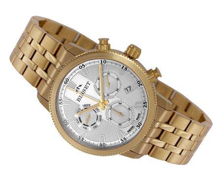 Zegarek Bisset BSDE02 GISW 05AX Chrono MultiData