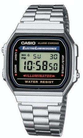 Zegarek Casio A168WA-1YES Retro